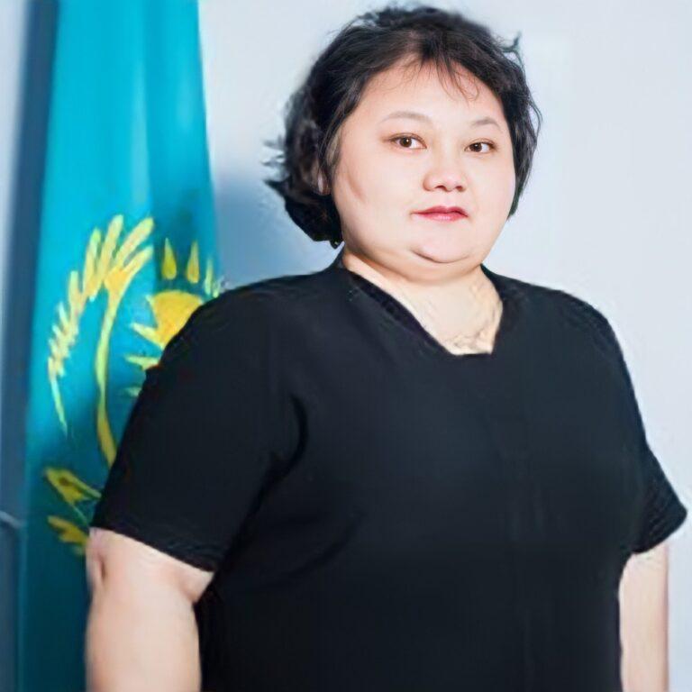 Габдулина Гульжан Хамзенична