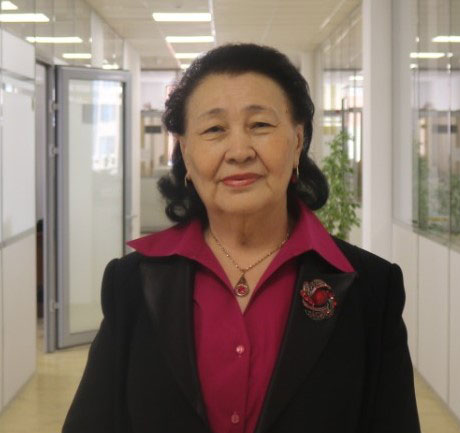 Кузденбаева Раиса Салмаганбетовна